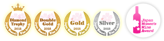 Japan Women's Wine Award SAKURA Award -International Wine Competition-